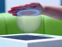 Fühlbare Hologramme