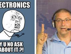 Was Sie schon immer über Elektronik wissen wollten...