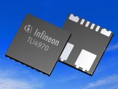 Miniatur-Stromsensor von Infineon