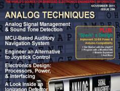 Circuit Cellar - das legendäre Mikrocontroller-Magazin jetzt abonnieren