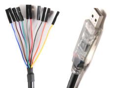 Neue USB/UART-Kabel von FTDI