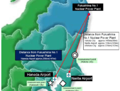 Radioaktivität in Japan: Tagesaktuell im Internet