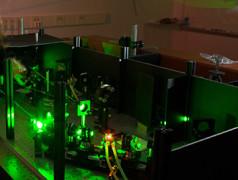 Magnetischer Effekt von Licht produziert Energie