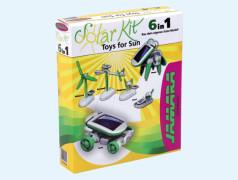 Solar-Kit für Kids