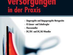 Exklusiv für Abonnenten: Neues Elektor-Buch ''Stromversorgungen in der Praxis'' bis Monta