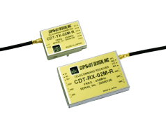 434-MHz-Module für zuverlässige Funkfernsteuerung
