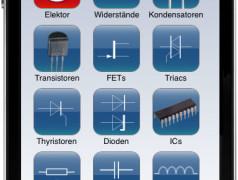 Must-Have für Elektroniker: Neue Version der ''Elektor Electronic Toolbox'' für iPad/iPho