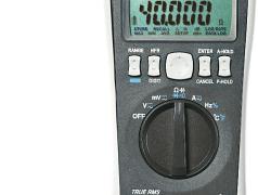 True RMS Digital-Multimeter mit USB-Schnittstelle