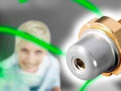 Laserdiode: grünes Licht ohne Umwege