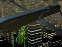 Boeing testet neuartige Mikrowellen-Rakete