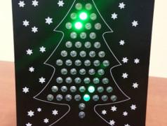Bausatz-Tipp: LED-Weihnachtsbaum jetzt zum Angebotspreis