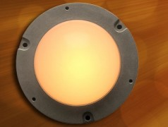 LED simuliert Glühlampe