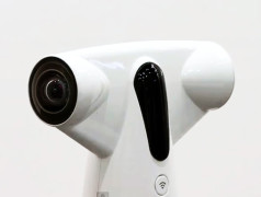 Omnidirektionale Kamera von Ricoh
