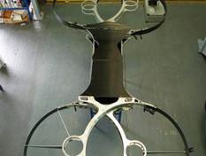 Luftkissenmotorrad