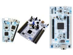 Nucleo: Plattform für Rapid Prototyping