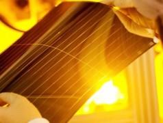 Organische Solarzellen mit Rekord-Wirkungsgrad