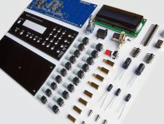Bausatz für einen Funktionsgenerator mit direkter digitaler Synthese von Elektor
