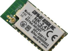 Während des Sendens (Eingabemodus) verbraucht NK-2.4Y im Schnitt nur 3 mA Strom
