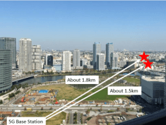 5G-Datenübertragung. Bild: Huawei