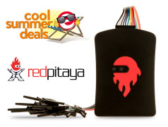 Brandneuer Red-Pitaya-Logic-Analyzer mit kräftigem Rabatt