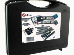 Elektor Luftqualitätssensor-Kit