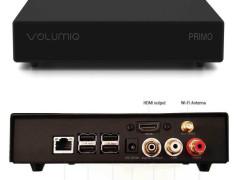 Volumio Primo – Audiophiler Musikplayer & Streamer