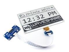 """Waveshare 7,5"""" E-Ink Display HAT für Raspberry Pi"""