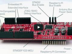 Embedded Pi: Dreifach-Plattform für Raspberry Pi, Arduino und embedded ARM