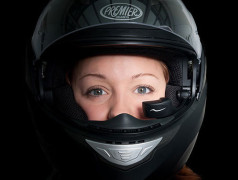 BIKEHUD Adventure - Augmented Vision für Motorradfahrer