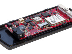 The KCS TM-178/R9H7 module has been upgraded with optional LoRa technology.