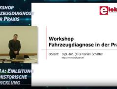 "Gratis für Elektor-Leser: Videokurs ""Fahrzeugdiagnose"" (Teil 1)"