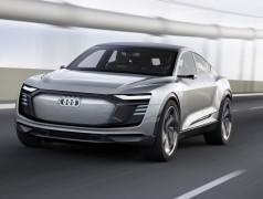 e-tron von Audi. Bild: Audi Mediacenter.