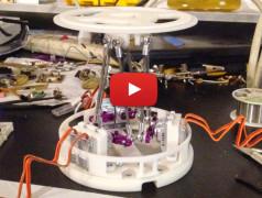 Optische Antwort auf  akustische Signale: Grafikbot mit Raspberry Pi und Arduino