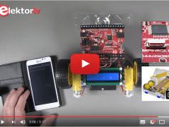 BrainBox AVR Roboter-Kit