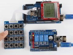 Review: SunFounder IoT Shield Kit für Arduino