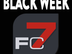 BLACK WEEK: 50% Rabatt auf Flowcode 7