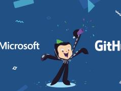 Microsoft übernimmt GitHub. Bild: GitHub