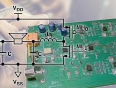 Audio-Endstufe in Klasse-D selbst gebaut