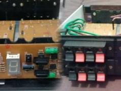 Elektronischer Lautsprecher-Umschalter im Selbstbau (mit Fernbedienung)