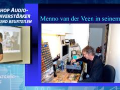 """Gratis für Elektor-Leser: Videokurs """"Audio-Röhrenverstärker 2"""" (Teil 2)"""