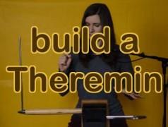 Rein analoge Theremin-Orgel im Selbstbau