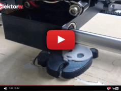 3D-Drucker Anet A6: Filamentwechsel während des Drucks