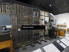 Virtuelle 3D-Tour durch die Anfänge der Computer in UK
