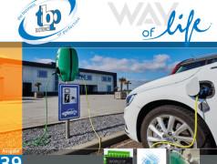 Die neueste Version von 'Way of Life', das Magazin von tbp electronics, ist jetzt online!