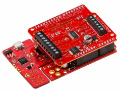 Arduino-Shield mitTL94112EL. Bild: Infineon.