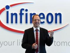 Reinhard Ploss,CEO von Infineon. Bild: Infineon.