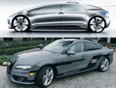 CES: Selbstfahrende Autos