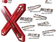 Neue Breakout-Boards für FTDI-Chips