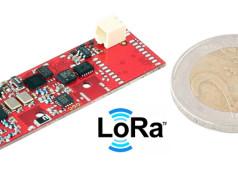 KCS TraceME integrates LoRa™ for low budget, long range traceability