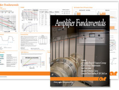 Amplifier fundamentals poster